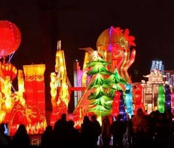 天津元宵节庙会、灯会最全攻略 都在这儿