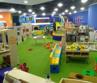 【亲子游乐】住华明空港附近儿童乐园好去处推荐!
