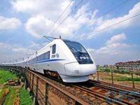 中国第一条城际高铁有望实行月票制 将不能保证每人都有座位